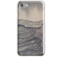 Journey though time End iPhone Case/Skin