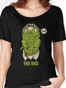Alien - Free Hugs Women's Relaxed Fit T-Shirt