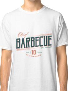 Chief barbecue Classic T-Shirt