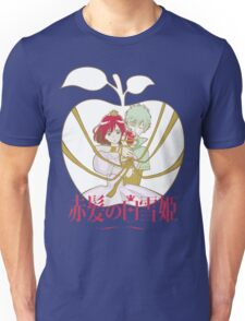 Akagami no Shirayuki-hime (Snow White with the Red Hair) Unisex T-Shirt