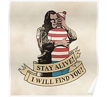 I Will Find You Poster