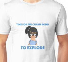 Tina Belcher - charm bomb Unisex T-Shirt