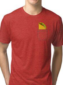 Pocket Full of Taco Tri-blend T-Shirt