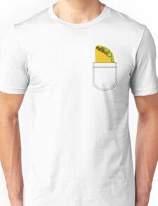 Pocket Full of Taco Unisex T-Shirt