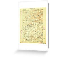 New York NY Wilmurt 144499 1900 62500 Greeting Card