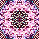 Neon Explosion by Shawna Rowe