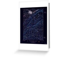 New York NY Watertown 140056 1908 62500 Inverted Greeting Card