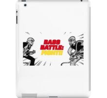 Bass Battle: Fight!! iPad Case/Skin
