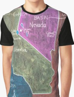 The Great Basin Graphic T-Shirt