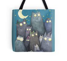 Lots of Cats Tote Bag