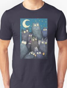Lots of Cats Unisex T-Shirt