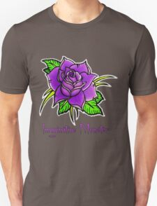 Lavender Rose Unisex T-Shirt