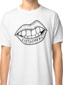 riot grrrl Classic T-Shirt