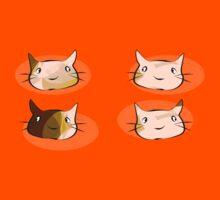 Four Kittens Kids Tee