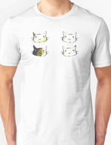 Four Kittens Unisex T-Shirt