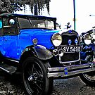1929 Ford Model A Phaeton by oulgundog