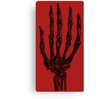 Grim Touch  Canvas Print