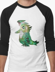 Tyranitar - Pokemon Men's Baseball ¾ T-Shirt