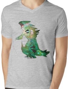 Tyranitar - Pokemon Mens V-Neck T-Shirt
