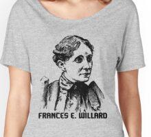 Frances E. Willard Women's Relaxed Fit T-Shirt