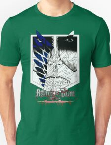 Attack on Wings of Freedom T-Shirt