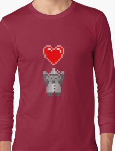 Found a Heart Long Sleeve T-Shirt