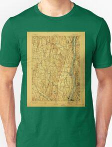 New York NY Coxsackie 140567 1894 62500 T-Shirt