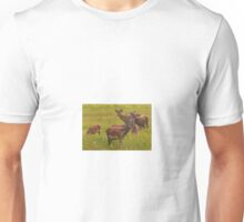 Red Deer Unisex T-Shirt