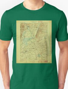 New York NY Broadalbin 139296 1902 62500 T-Shirt
