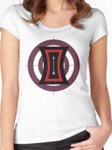 The Arrow of Their Love Women's Fitted Scoop T-Shirt