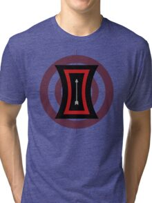 The Arrow of Their Love Tri-blend T-Shirt