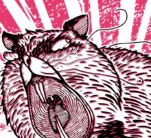 Hamster Lovin' Sticker