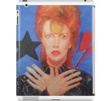 Ziggy Bowie iPad Case/Skin