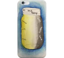 soul making jar iPhone Case/Skin