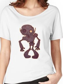 Rusty Zombie Robot  Women's Relaxed Fit T-Shirt