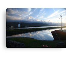Blennerville Tralee County Kerry Ireland Canvas Print