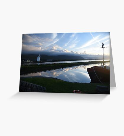 Blennerville Tralee County Kerry Ireland Greeting Card