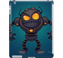 Angry Robot iPad Case/Skin