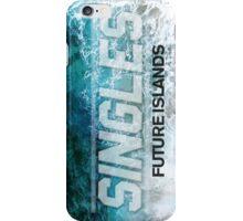 Future Islands - SINGLES CASE iPhone Case/Skin