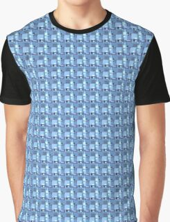 Greebles and Nurnies (blue) Graphic T-Shirt