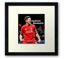 Captain Fantastic Framed Print