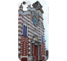 Facade of the Archidona Catholic Church iPhone Case/Skin