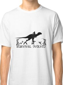 Ark Survival evolved -  Dino Rider Classic T-Shirt