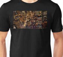 manhattan night Unisex T-Shirt