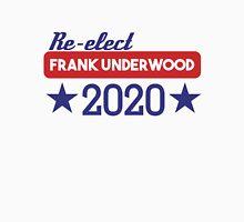 Re-Elect Frank Underwood 2020 - Stars Unisex T-Shirt