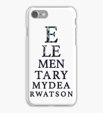 Elementary Dear Watson iPhone Case/Skin
