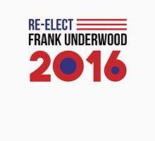 Re-Elect Frank Underwood 2020 - Flag Unisex T-Shirt