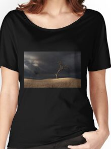 Into The Light Women's Relaxed Fit T-Shirt
