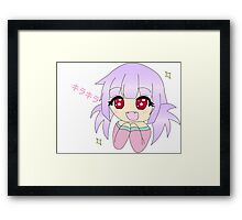 Chi, the Vampire Framed Print