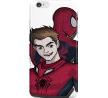 The Man Behind Spider-Man iPhone Case/Skin